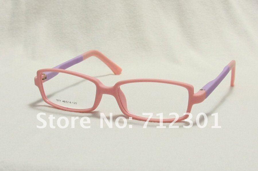 Unbreakable Plastic Eyeglass Frames : Bendable Kids Glasses Plastic Spring Hinge Temple, Optical ...