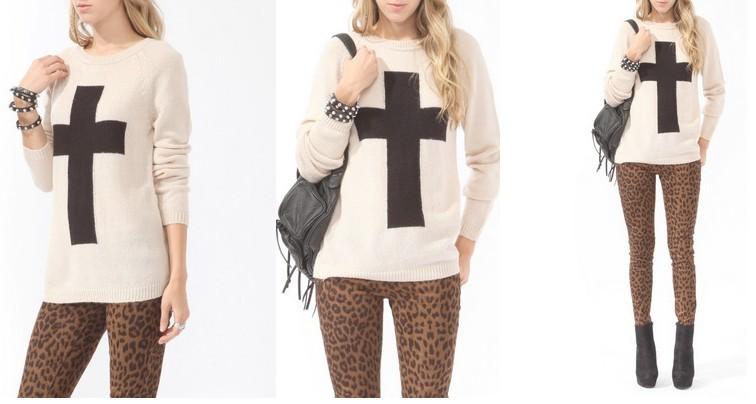 Весенний пуловер с доставкой