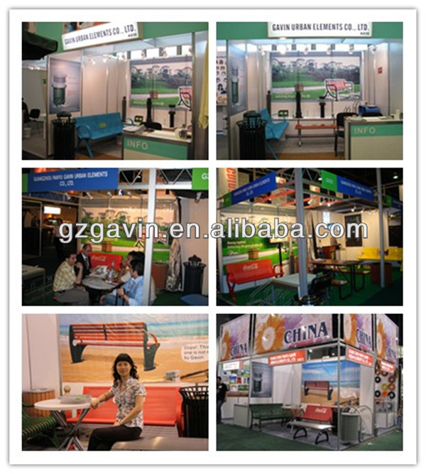China professional outdoor street manufacturer for wooden iron bench/wood benches/iron bench