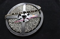 Free Shipping!  5m/piece SMD3528  Flexible  Led Strip Light  RED  60leds/m Waterproof  PCB BLACK