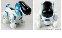 Детское электронное домашнее животное Electric robot dogs electronic pet dog toy, music shine pet