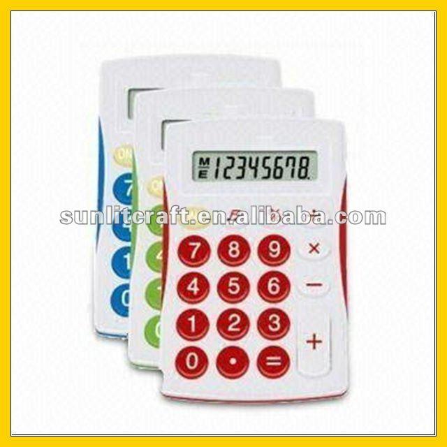 mini calculator/gift calculator/pocket calculator