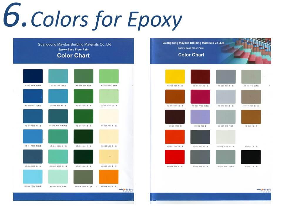Maydos Diamond Hardness All Purpose Oil Based Epoxy Floor Coating(Floor Paint Manufacturer)
