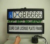 Держатель номерного знака для авто Russian License Plate Frame