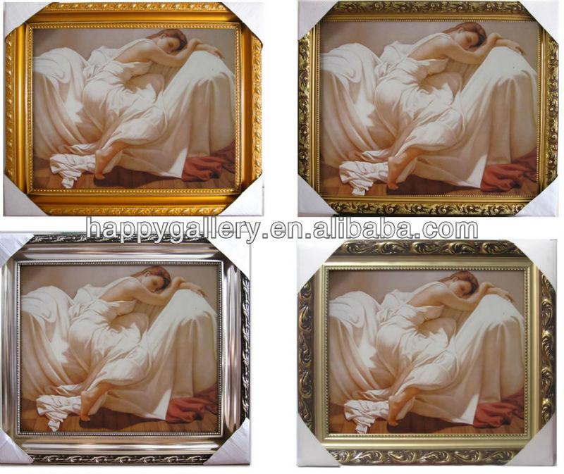Leo De Rosas Dropshipping Mulheres Nuas Pintura Em Tela Arte