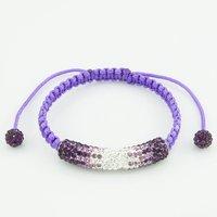 2012 New Europe style wholesale fashion jewelry shamballa bracelet.shamballa crystal bracelet free shipping