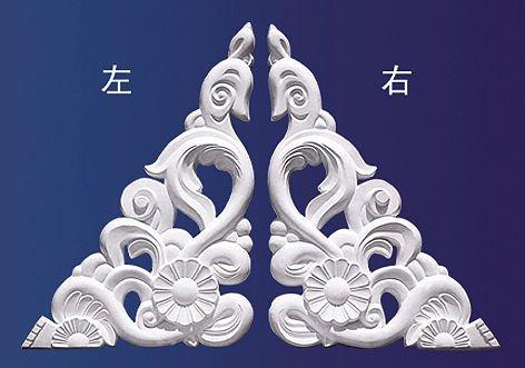 Cornices - Buy Gypsum Ceiling Cornice,Gypsum/plaster Cornice Designs ...
