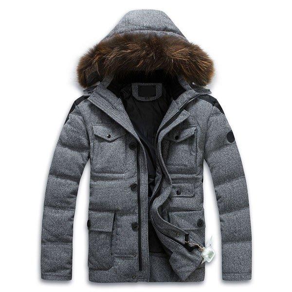 Parka Down Jacket