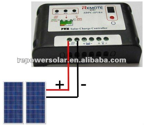 sdrc 20a 12v/24v auto solar controller