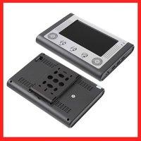Видеодомофон 7 Inch Video Door Phone Doorbell Intercom Kit 1-camera 1-monitor Night Vision, dropshipping