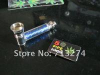 Курительная трубка MINI Pipe Metal Smoking Pipe GT 5147 Gift Red, Green, Yellow, Blue