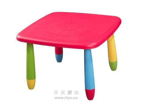 Mesa ni os imagui for Mesas para preescolar