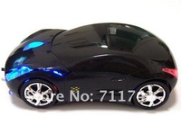 Mouse Wholesale VIP PRICE! Car Shape USB 3D Optical Mouse Mice For desktop /Laptop free shipping #M01001