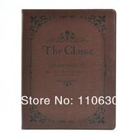 Чехол для планшета ABL 50pcs/lot PU iPad Mini DY0010
