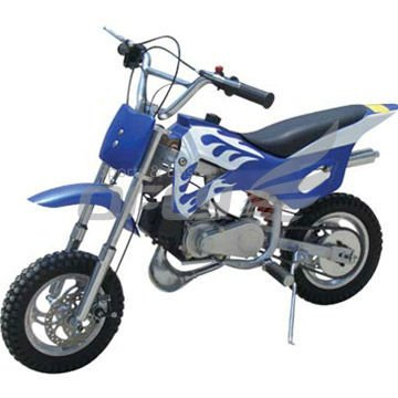 Gas-Powered 49CC dirt bikes for sell with Air Cooled 2 Stroke Engine