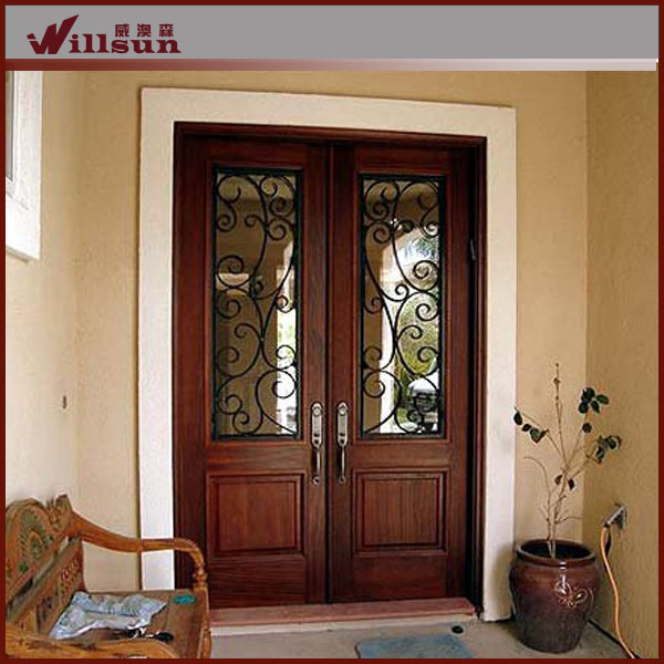 2016 hot sale iron main entrance doors grill design view Main entrance door grill