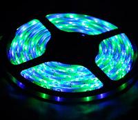Светодиодная лента Bright-LEDs RGB 3528 5 300led 5m/+ 24 keyIR +