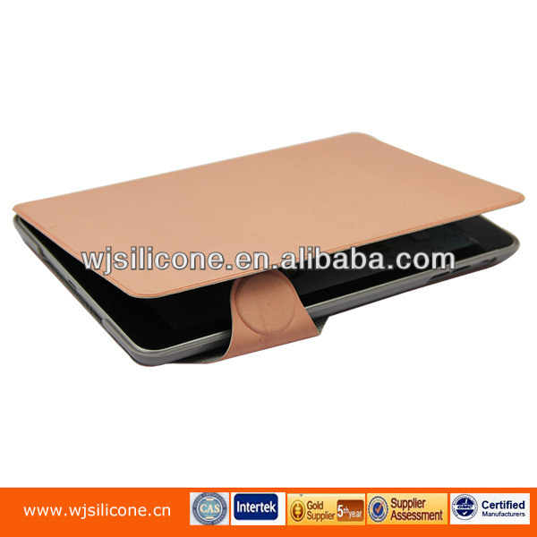 Fashion Soft PU Synthetic Leather Tablet Sleeve For Ipad Mini
