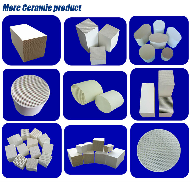 Hot selling honeycomb ceramic