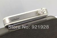 Пылезащитная заглушка для мобильных телефонов 10PCS/lot NEW diamond Earphone Headphone anti Dust plug dust Cap for iphone 4 4s for 3.5mm plug mobile phone