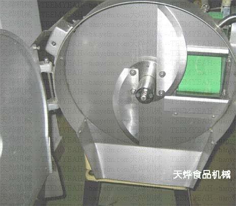 TW-801A #304 potato cutter machine (Video) Taiwan factory