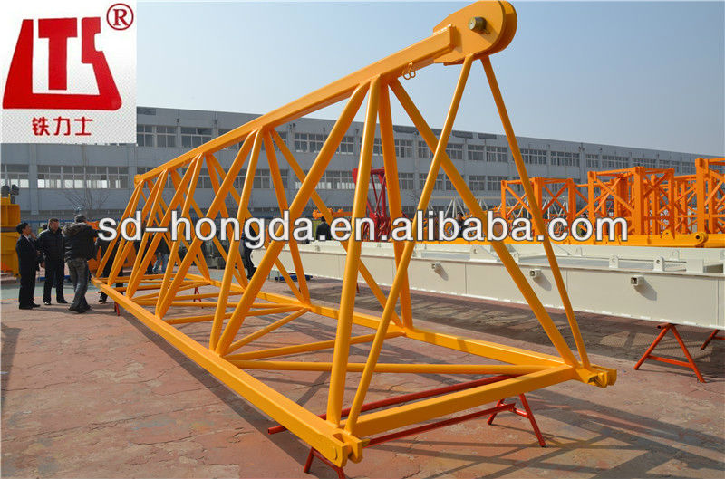 QTZ80A 6010 Tower Crane for sell with CCC CE ISO9001 Certifications