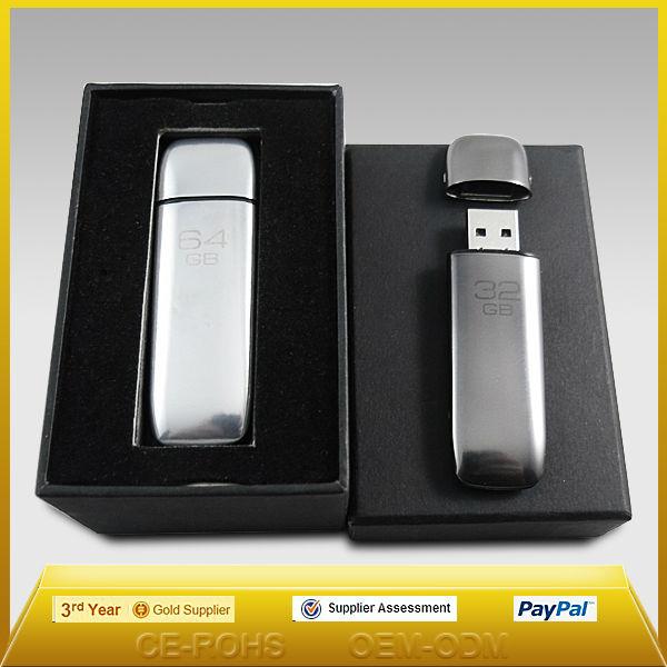 2014 new products 32gb 64gb 128gb oem 3.0 NEW Metal otg usb flash drive