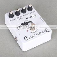 Аксессуары для гитары JOYO JF-07 Classic Flanger Guitar Effects Pedal True Bypass#OT191