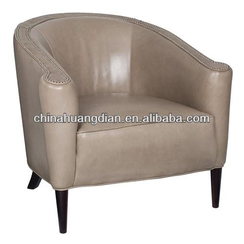 HDL1255 bañera barril de cuero sofá silla sofá grandes mesas ...