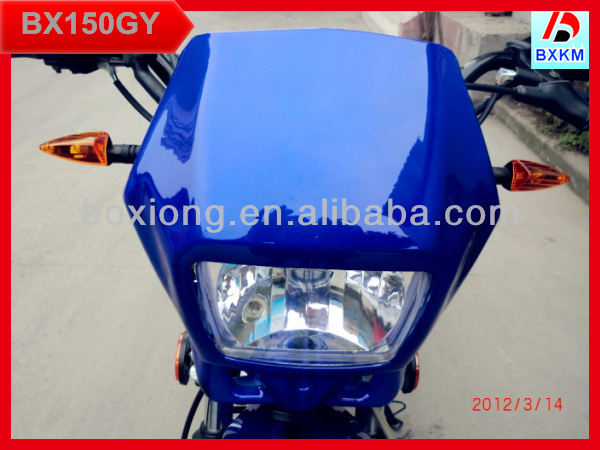 Design in China & New Style Off Road Motorcycle 125CC Dirt Bike For Sale Cheap