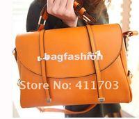 Маленькая сумочка Drop Shipping Envelope Satchel Bag Shoulder Messenger bags Document PU Leather Handbag Designer 5227
