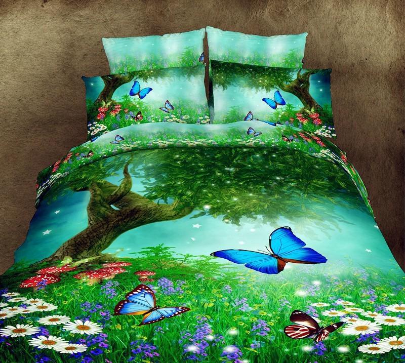 promotion bedding sets bedclothes queen size 3d bedding set