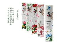 Fashion mini Free shipping (3 pieces/lot) stainless steel tableware Appreciate Chinese culture