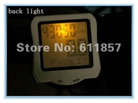B/SQLARE Bike Accessories Bicycle Computer With Back Light Cycling Odometer Speedometer Waterproof