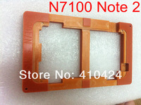 Форма 5 pcs molds LCD screen refurbishment mould for iPhone 5/4s Samsung Galaxy S4 i9500, Note2 N7100, S3 i9300