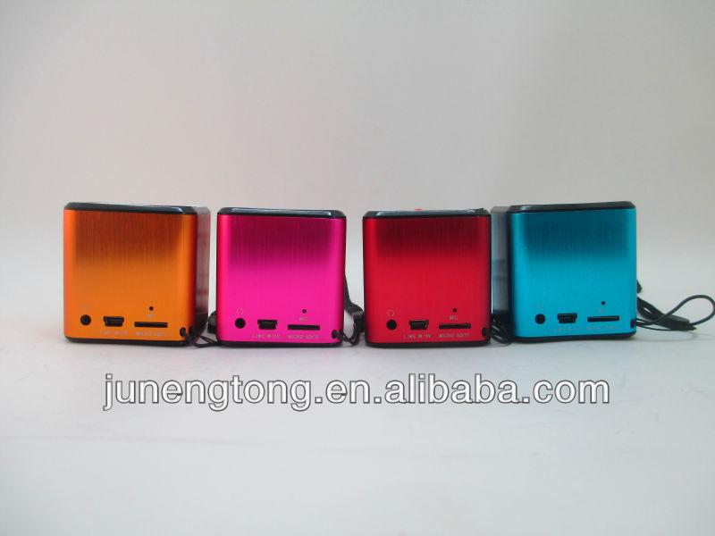 2014 cara membuat speaker aktif mini and portable