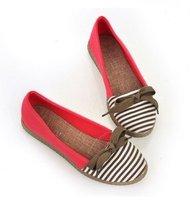 Женские сандалии Hot Sales High Quality Bowknot Ladis fashion sandals New Korea Edition Sweet And Comfortable Women's Flat Shoes