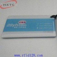 Пластик hxtc эпоксидной карты-001