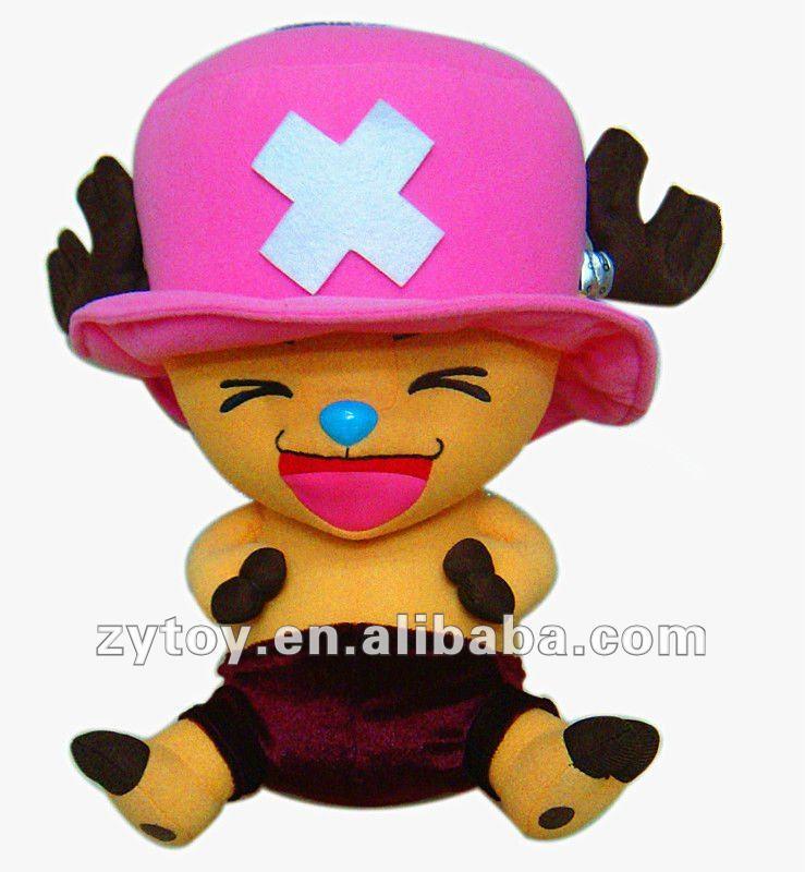 Cute One Piece Chopper Plush Toys Shop