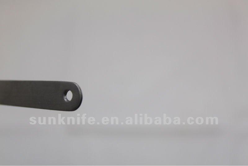 tweezerman stainless steel eyebrow tweezers-2646