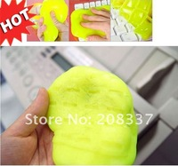 Чистящий прибор для дома 1pcs/Lot s Magic High-Tech Super Clean slimy, cleaning products, Keyboard Cleaner, Computer Cleaner, cleaning