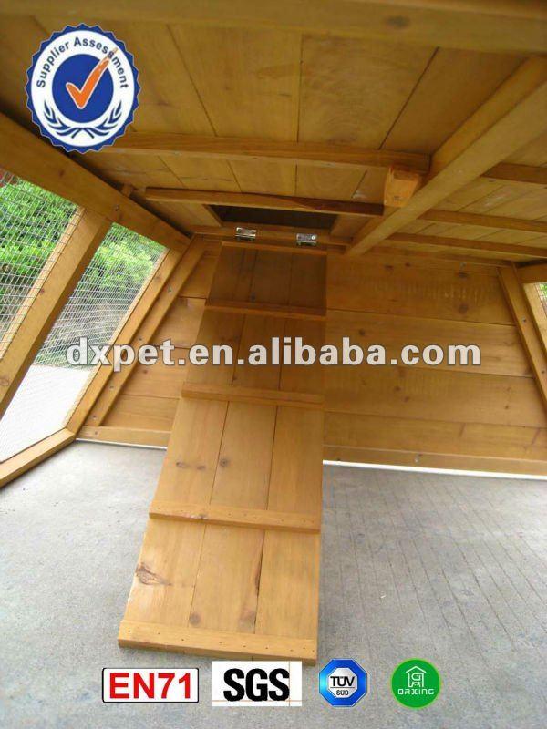 chicken housing Wooden Dog Kennel Wholesale DXH008