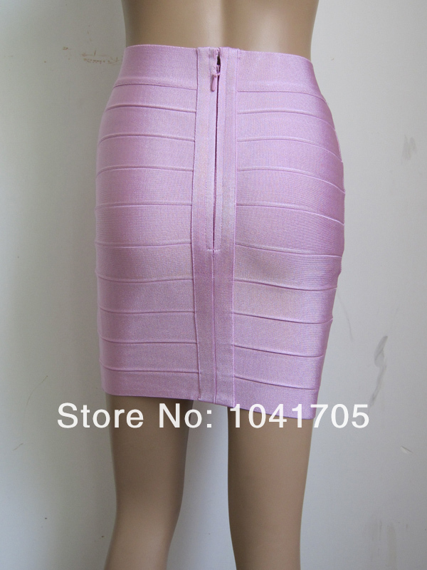 Завод оптовой новый юбка разнообразие цветов сексуальная мода mix стретч вязать повязки юбки