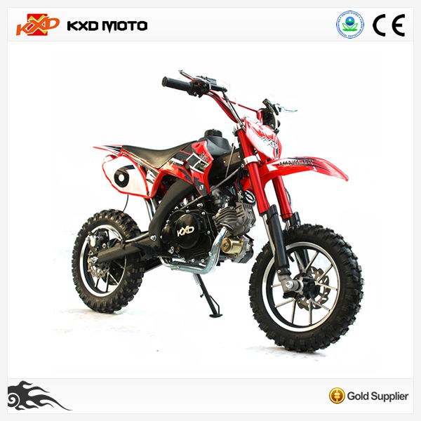 gas powered 50cc 4 stroke dirt bike