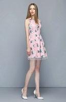 Женское платье Lline 2color #6001