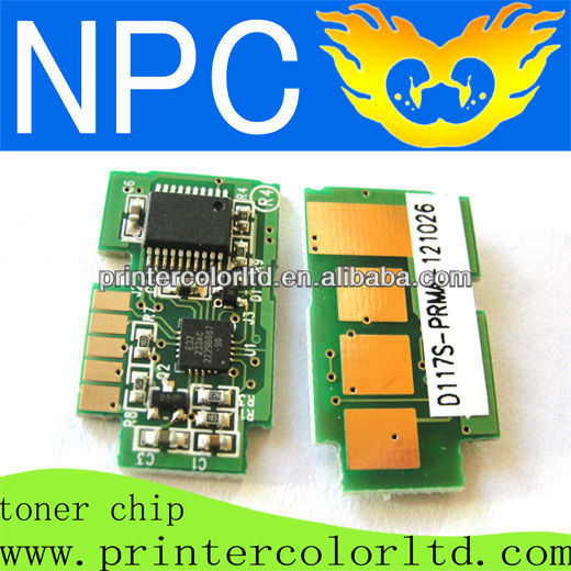 toner chips for Samsung 101 printer with firmware