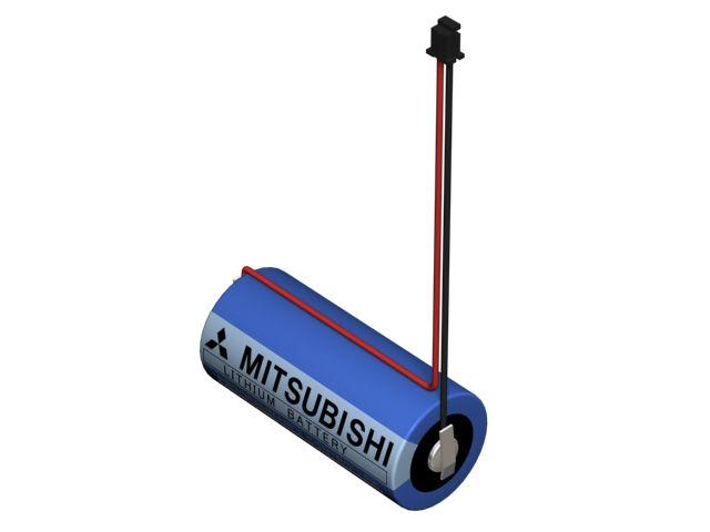Q6BAT Mitsubishi plc q6bat battery mitsubishi