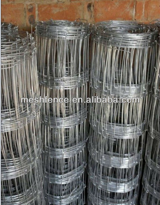 Galvanised Hinged Joint dingo wire