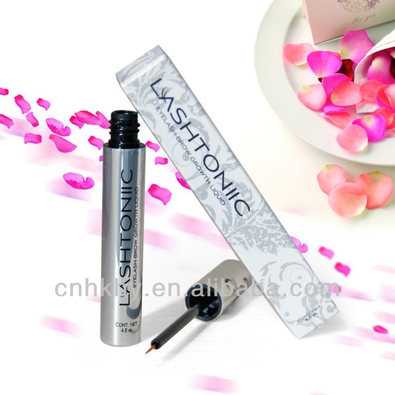 Lashtoniic eyelash/eyebrow growth liquid cosmetic eyelash growth enhancer