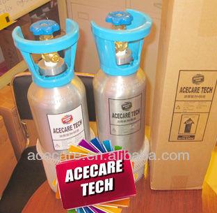 sodastream bouteille de gaz co2 cylindre pour soda maker aluminium bouteille de gaz cylindre. Black Bedroom Furniture Sets. Home Design Ideas